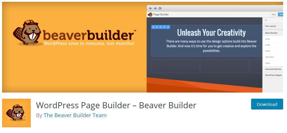 Best Drag and Drop Page Builder Plugins for WordPress