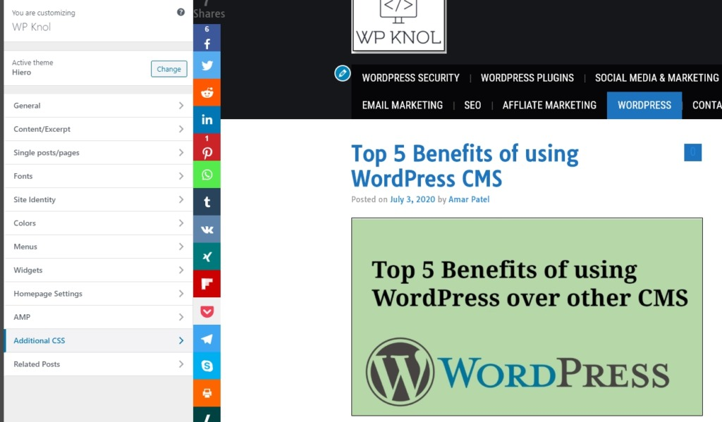 Basic Structure of a WordPress Theme That Every WordPress user Must Know