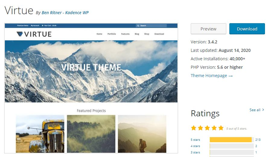 10 Best Free Multipurpose WordPress Themes