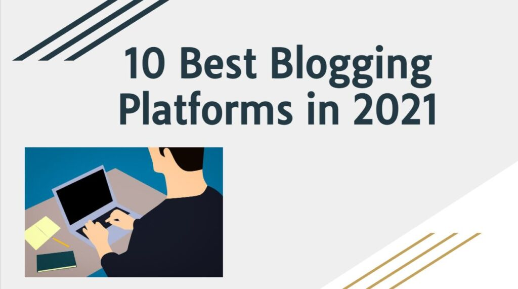 10 Best Blogging Platforms in 2021