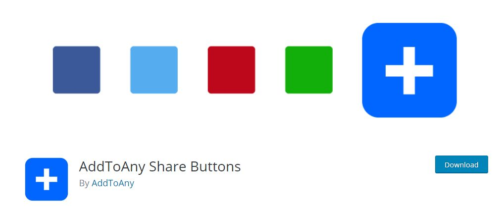 AddToAny Share Buttons Plugin Review