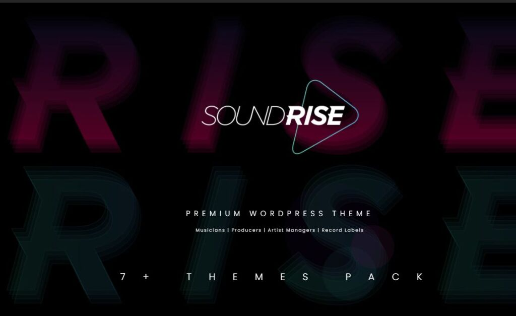 Best Music Theme for WordPress